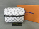 Authentic LV Small Bag White