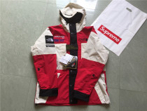 Authentic Suprem Winter Jacket  Red/Apricot