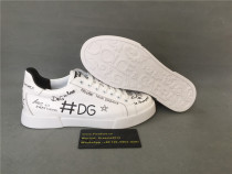 Authentic D&G Sneakers White 02