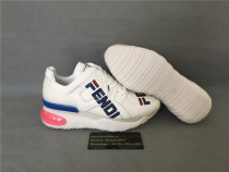 Authentic FENDl Sneakers White/blue/pink