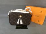 Authentic LV Handbag Brown