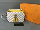 Authentic LV Handbag Yellow