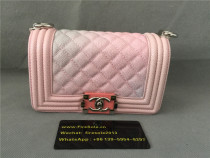 Authentic Chanel Bag Pink