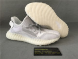 Authentic Yzy 350 V2 Boost Static Reflevtive White