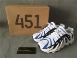 Yzy 451 white blue black