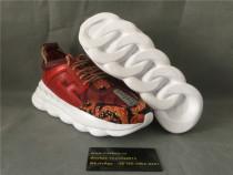 Authentic Vercase Sneakers Wine Red