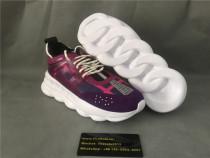 Authentic Vercase Sneakers Purple Cloth