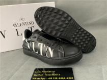 Authentic Valentlno Sneaker Black