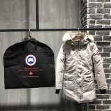 Authentic Canada G00se Winter Jacket White 1