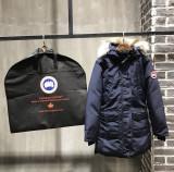 Authentic Canada G00se Winter Jacket Navy Blue