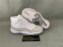 Authentic Air Jordan 11 Retro Argent Metallique