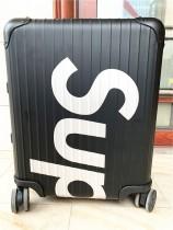 Authentic Suprem Suitcase Black