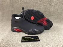Authentic Air Jordan 14 Black Ferrari