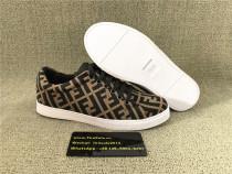 Authenic Fendl Sneaker White04