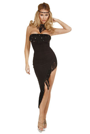 Vestidos largos para mujer 12090-2