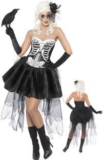 ハロウィン魔女衣装12219