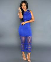 Häkelspitzenfutter Kleid 20826-2