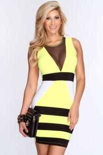 セクシーな包帯ドレス14010-2