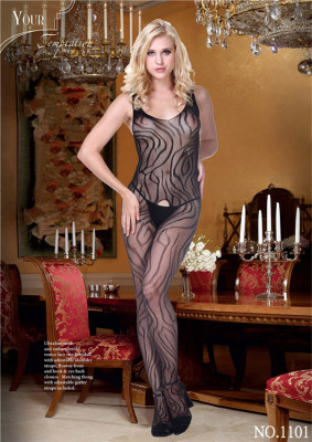 New Arrival Fashion Stocking Without G-String 17369