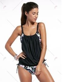 Bescheiden zwemkleding uit één stuk 20893