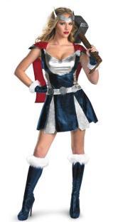 Erwachsene Thor Kostüm Deluxe 14462