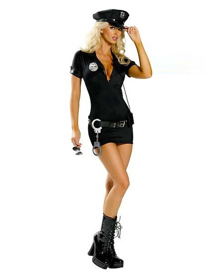 My Way Patrol Police Costume 11043