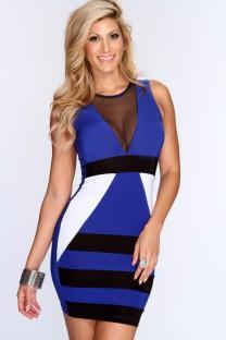 セクシーな包帯ドレス14010-1