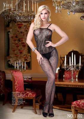 New Arrival Fashion Stocking Without G-String 17370
