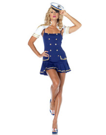 Ship Shape Captain Costume 10540
