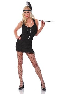 Costume Fille Flapper 14140