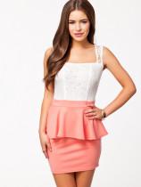 Sexy Schößchenkleid 13600-1