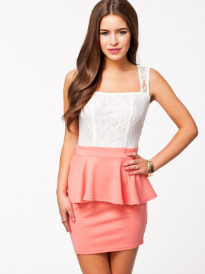 Vestido Peplum Sexy 13600-1
