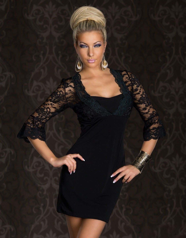 Классическое черное платье фото свою жизнь