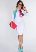 Сексуальное платье Bodycon 14099