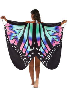 Multi-Way Butterfly Beach Towel 26397-1