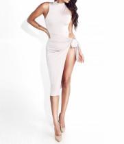 Sexy Irregular Club Dress 26239-2