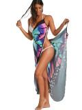 Многостороннее полотенце для пляжа Butterfly 26397-1