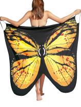 Многостороннее полотенце для пляжа Butterfly 26397-3