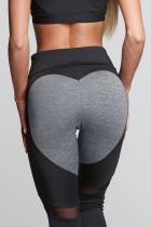 Pantalon Fitness Patchwork Sexy 26253-1