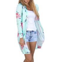 Flower Cardigan mit Taschen 26296-2