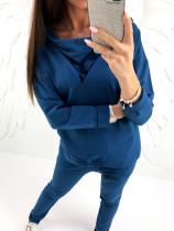Chándal azul casual 27294-1