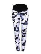Camou Print Fitness Yoga Pants 28074