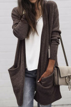 Long Cardigans with Pockets 28295