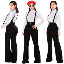 Pantalones Babero Anchas Legges 28085-1