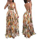 Платье для девочек Deep-V Sexy Halter