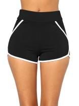 Shorts Esportivos Sexy com Contraste Trims