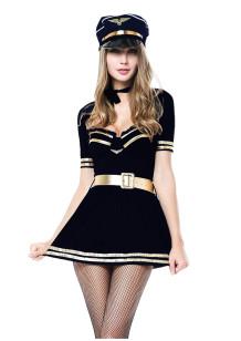 Polizei Frauen Sexy Kostüm