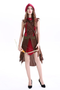 Pirate Women Costume voor Halloween