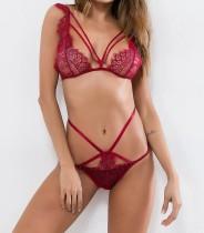 Sexy Lace Micro Bra Set