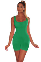 Sexy Active Sleeveless Fitness Rompers